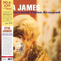 Etta James - Second Time Around (Lp+Cd)