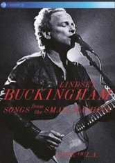 Lindsey Buckingham - Songs From The Small Machine - Live
