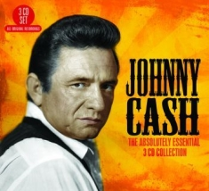 Cash Johnny - Absolutely Essential Collection