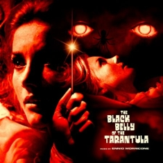 MORRICONE ENNIO - Black Belly Of The Tarantula