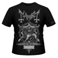 Mayhem - T/S A Season In Blasphemy (S)