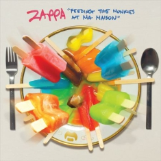 Frank Zappa - Feeding The Monkeys... (Gul Vinyl)