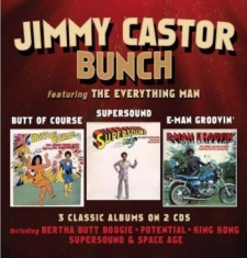 Castor Bunch Jimmy - Buff Of Course/Supersound/E-Man Gro