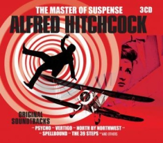 Alfred Hitchcock - The Master Of Suspense-Orig. Soundt