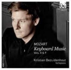 Mozart, W A - Keyboard Music, Vol. 8 & 9