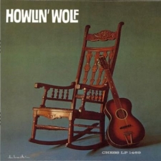 Howlin Wolf - Rockin' Chair Album -Hq-