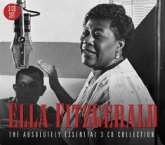 Ella Fitzgerald - Absolutely Essential Collection
