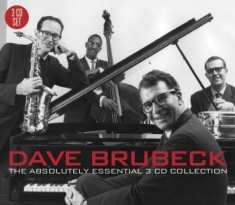 Brubeck Dave - Absolutely Essential Collection