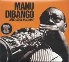 Manu Dibango - Afro-Soul Machine-Essential (2Cd)