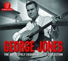 George Jones - Absolutely Essential Collection