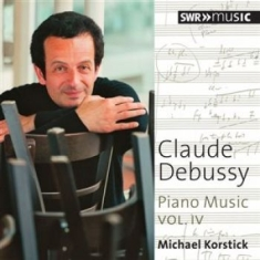 Debussy, Claude - Piano Music, Vol. 4