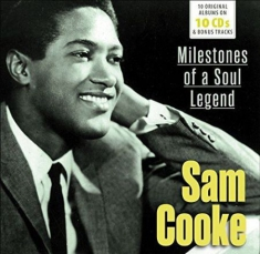 Cooke Sam - Milestones Of A Soul Legend