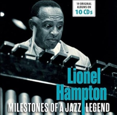 Hampton Lionel - Milestones Of A Jazz Legend