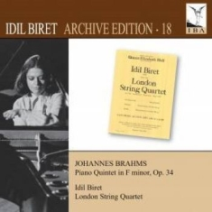 Brahms, Johannes - Piano Quintet In F Minor, Op. 34
