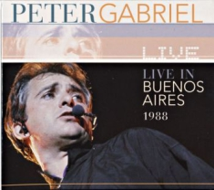 Gabriel Peter - Live In Buenos Aires - 1988