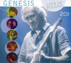 Genesis - Live In Poland (2Cd)