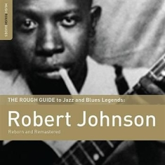 Robert Johnson - Rough Guide To Robert Johnson (Rebo