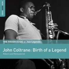 Coltrane John - Rough Guide To John Coltrane (Rebor