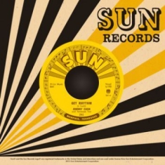 Cash Johnny - Get Rhythm / I Walk The Line (Sun R