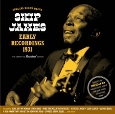 James Skip - Special Rider Blues - Early Recordi