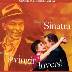 Sinatra Frank - Songs For Swingin' Lovers (Vinyl)