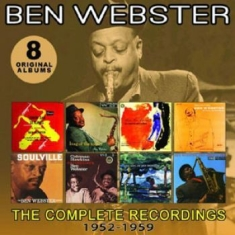 Ben Webster - Complete Recordings 1952 - 1959 4 C