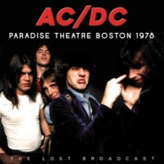 AC/DC - Paradise Theatre Boston 1978