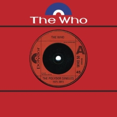 "The Who - Polydor Singles Box (15X7"" Vinyl)"