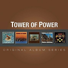 Tower Of Power - Original Album Series