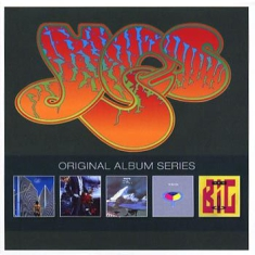 Yes - Original Album Series (5 Pack)