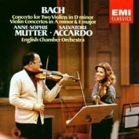 Mutter Anne-sophie - Bach: Concerto For Two Violins