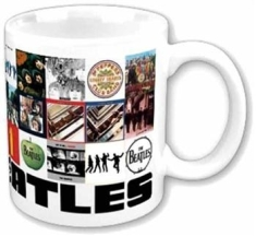 Beatles - Beatles - Chronology Boxed Mug