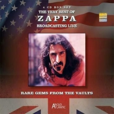 Frank Zappa - Rare Gems From The Vaults (4Cd)