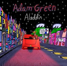 Green Adam - Aladdin