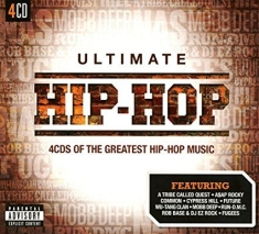 V/A - Ultimate... Hip-Hop-Digi-