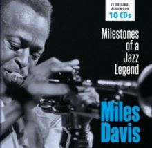 DAVIS MILES - Milestones Of A Jazz Legend