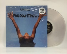 Funkadelic - Free Your Mind... (Clear Vinyl)