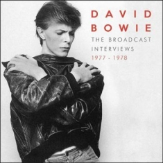 Bowie David - Broadcast Interviews 1977-1978