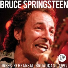Springsteen Bruce - Dress Rehearsal 2 Cd  (Fm Radio Bro