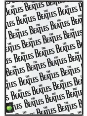 Beatles - Beatles - Band Logo Tea Towel
