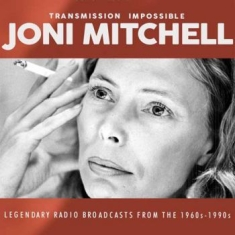 Joni Mitchell - Transmission Impossible (3Cd)