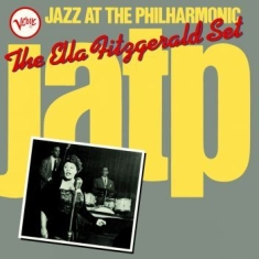 Ella Fitzgerald - Jazz At The Philharmonic - The Ella