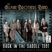 Allman Brothers Band - Back In The Saddle - Live 1991
