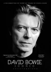 Bowie David - David Bowie Iconic - Documentary