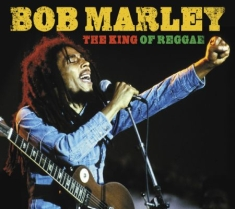 Bob Marley - Kingston Legend