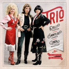 Dolly Parton, Linda Ronstadt & - The Complete Trio Collection(3