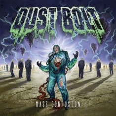 Dust Bolt - Mass Confusion/Jewel Case