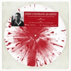 Coltrane john quartet - Live Pennsylvania Univ. Jan 19,1963