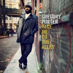 Gregory Porter - Take Me To The Alley (2Lp)