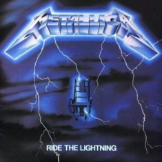 Metallica - Ride The Lightning (Remastered Viny